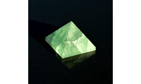 Fluorito piramidė